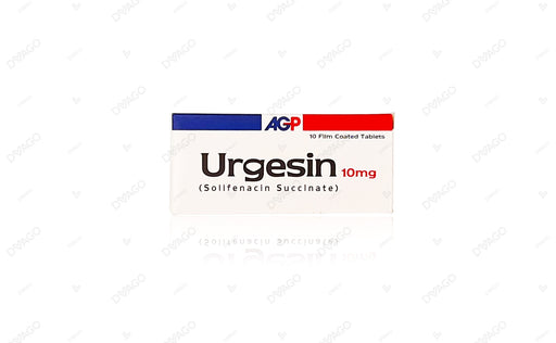 Urgesin 10mg Tablets 10's