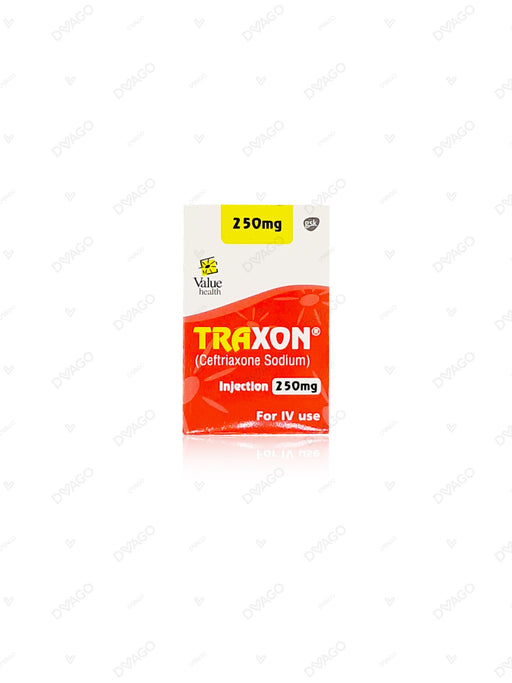 Traxon 250mg Iv Injection