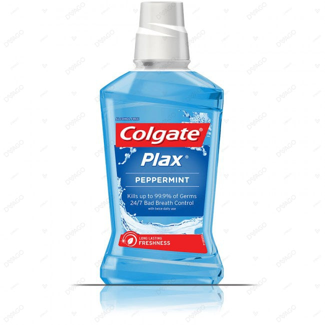 Colgate Plax Peppermint Fresh Mouthwash 500ml