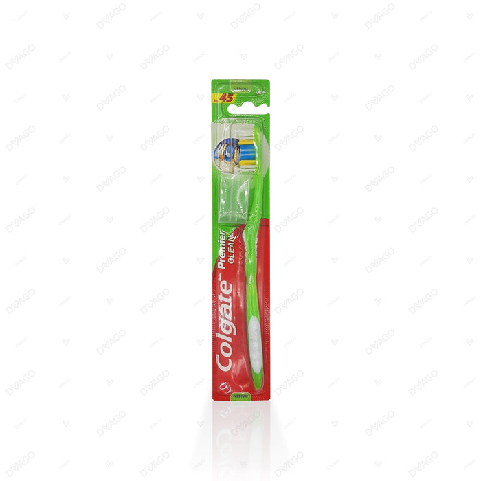Colgate Premier Clean Medium Toothbrush