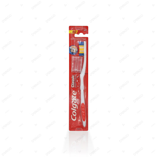 Colgate Classic Deep Clean Soft Toothbrush