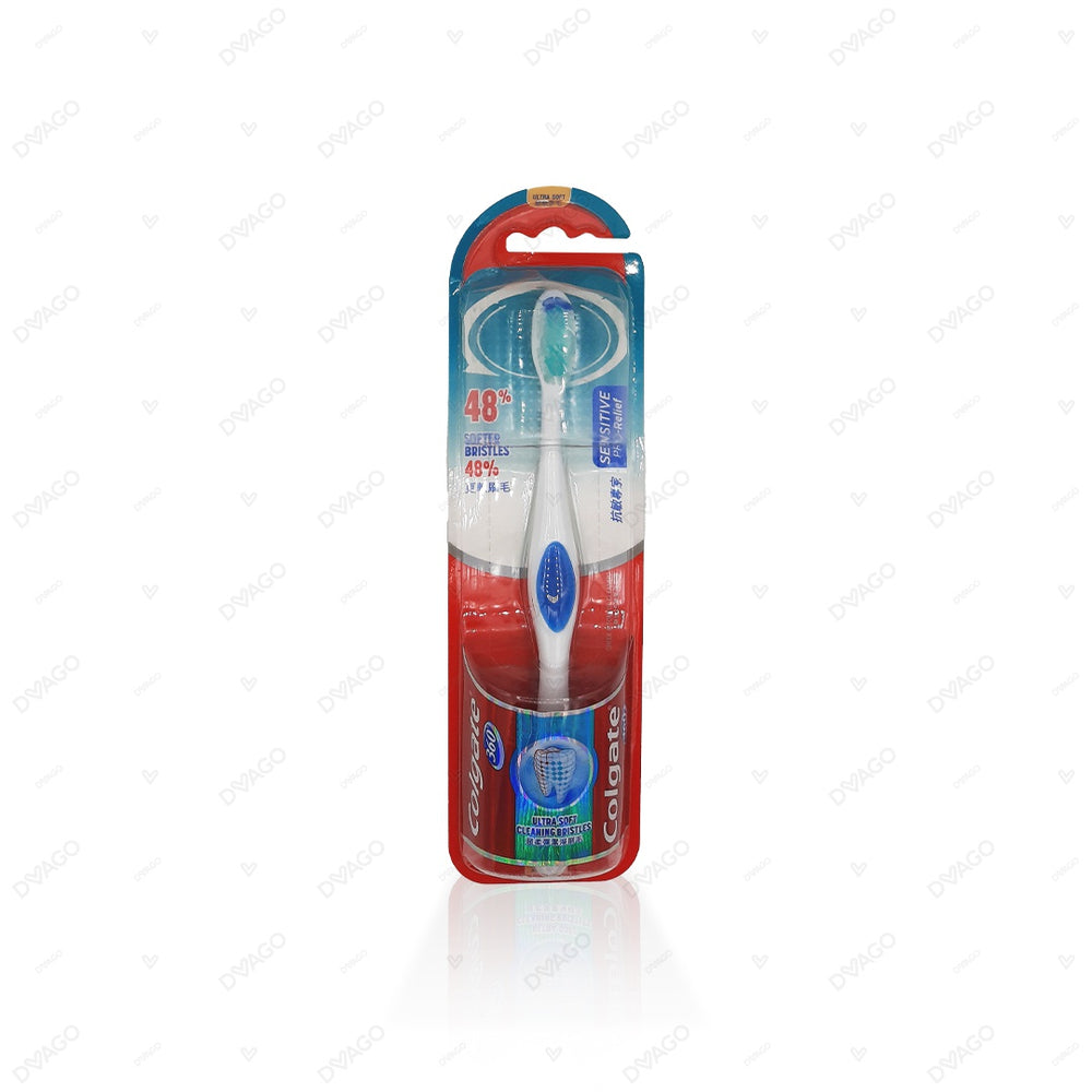 Colgate 360 Sensitive Pro Relief Ultrasoft Toothbrush