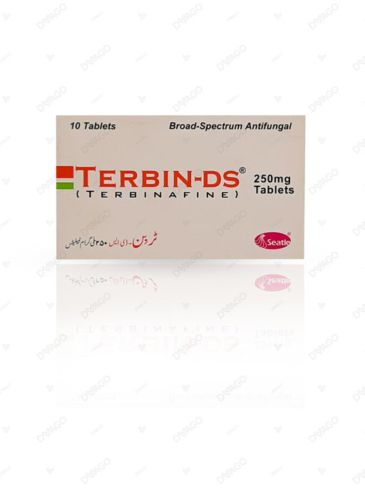 Terbin 250mg Tablets 10's