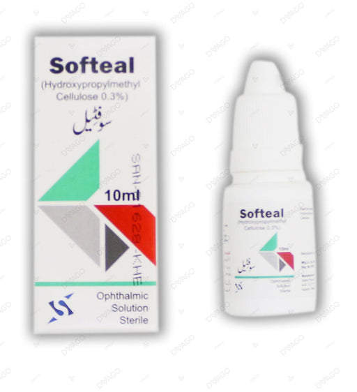 Softeal 0.3% Drp Suspension 10ml