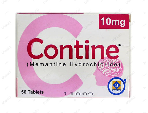 Contine 10mg Tablets 56's
