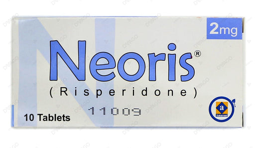 Neoris Tablets 2mg 10's