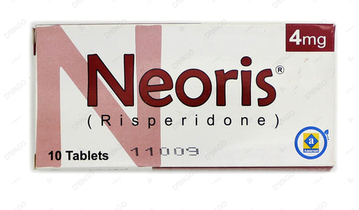 Neoris Tablets 4mg 10's
