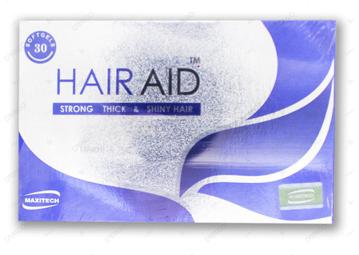 Hair Aid Softgel Capsules 30's