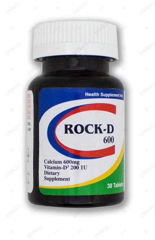 Rock-D 600mg Tablets