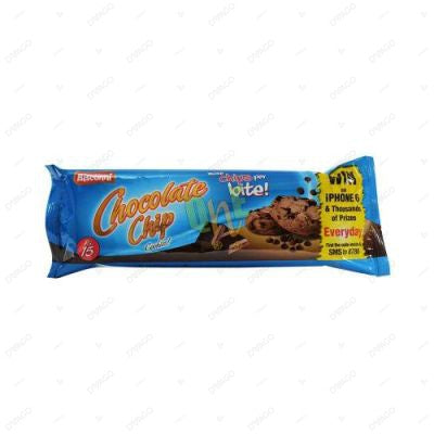 Bisconi Chocolate Chip Biscuits Half Roll