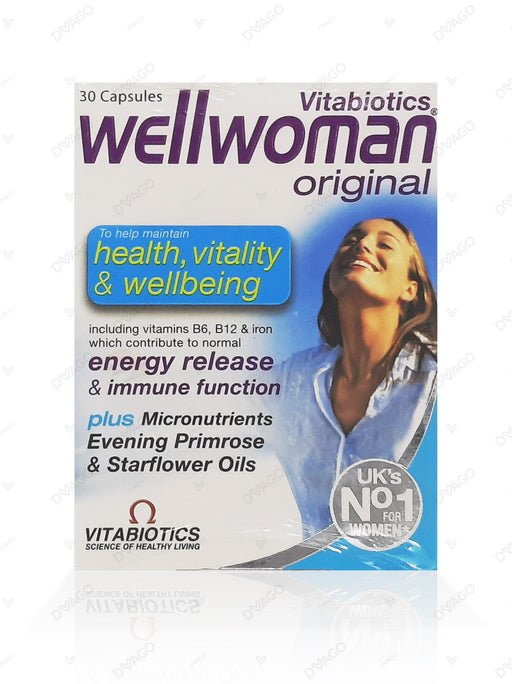 WELLWOMAN ORIGINAL CAP 1'S
