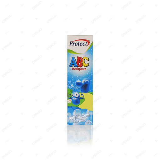 Protect ABC Bubble Gum Toothpaste 60g