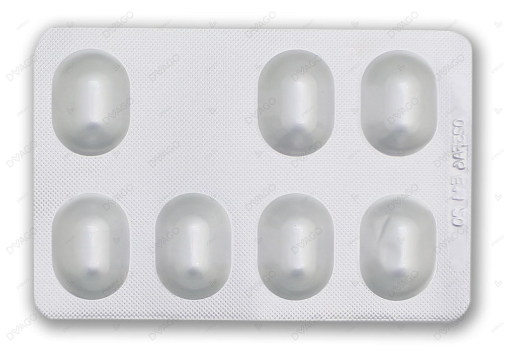Treviamet Xr 50/500mg 14's