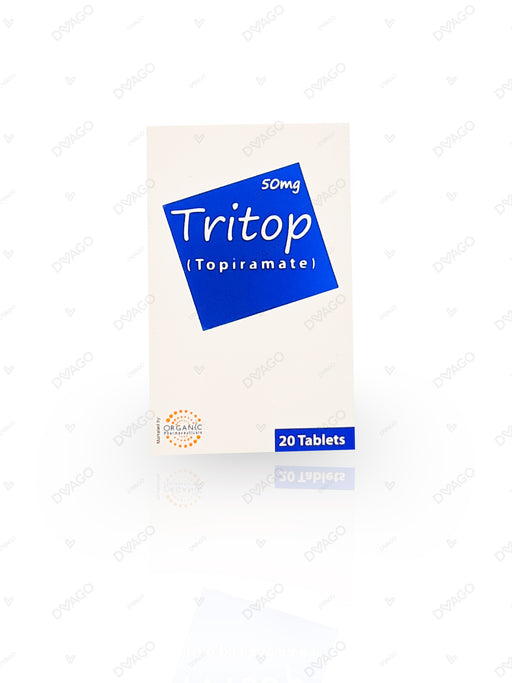 Tritop 50mg Tablets 20's