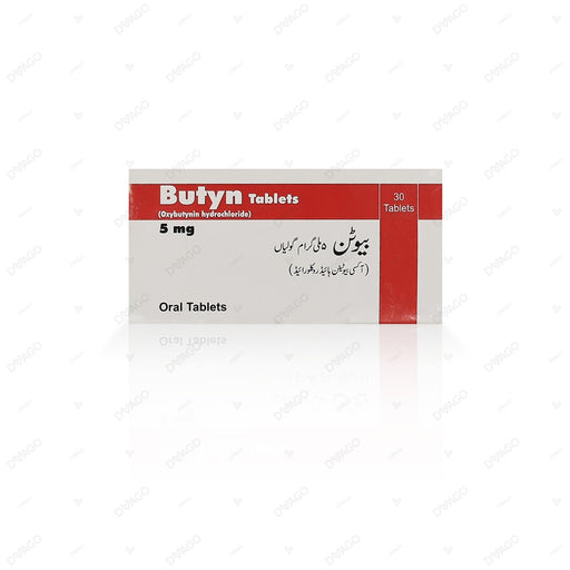 Butyn 5mg Tablet 30's