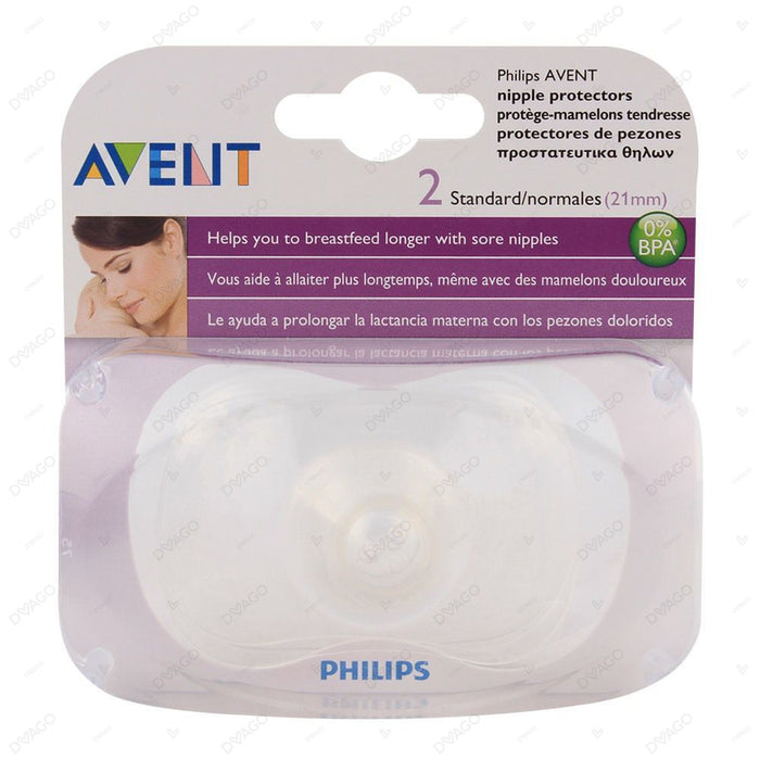 Avent Standard Nipple Protector 2 Count
