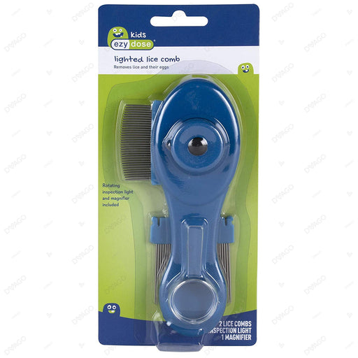 Ezy Dose Lighted Lice Comb