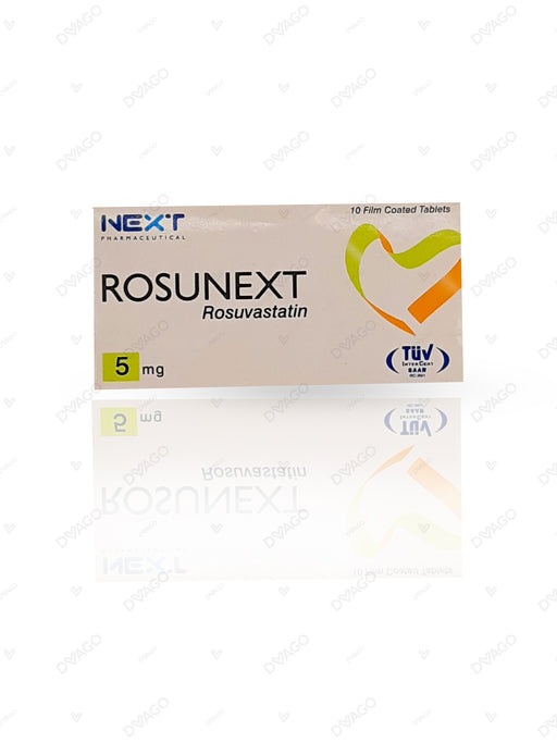 Rosunext 5mg Tablets 10's