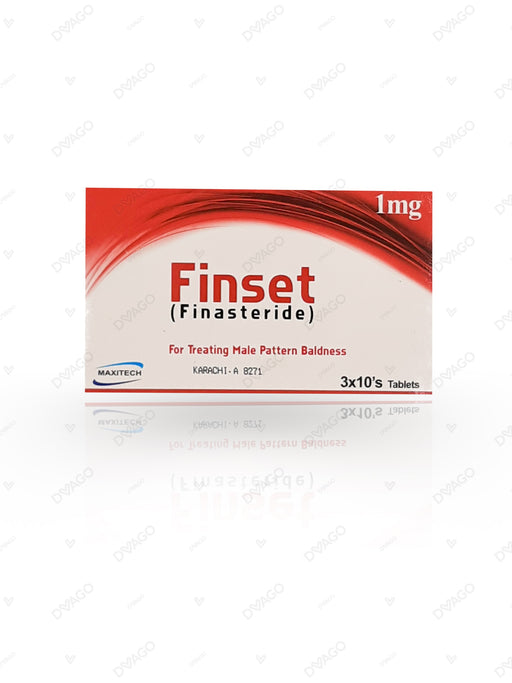 Finset 1mg Tablet 30's