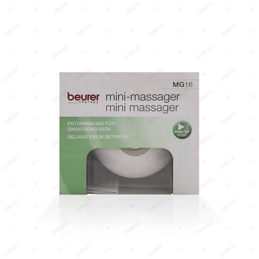 Beurer Mini Massager MG16