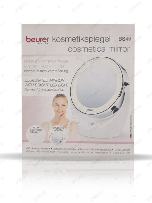 Beurer Illuminated Cosmetics Mirror BS49