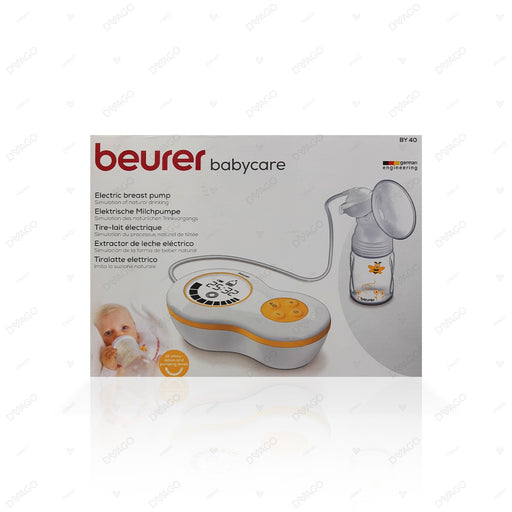 Beurer Electric Breast Pump BY40