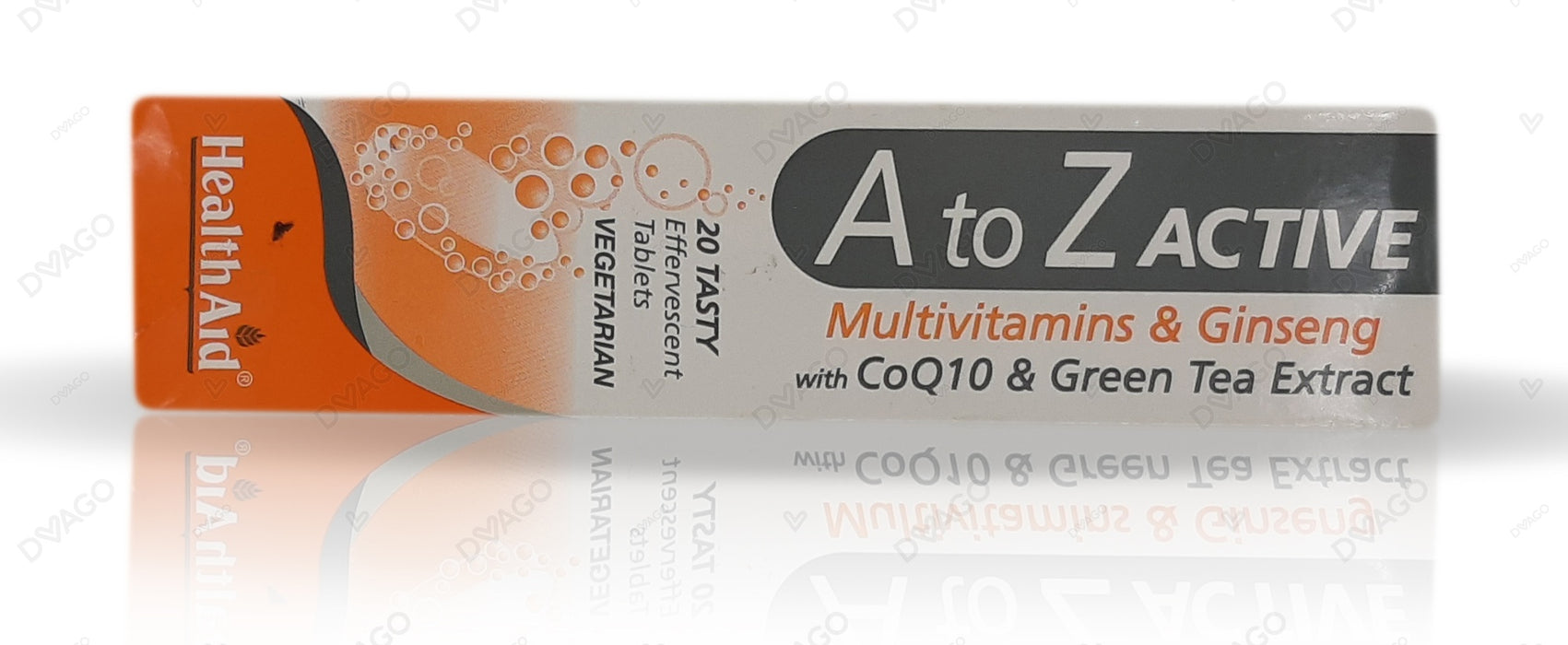 HealthAid A To Z Active 20 Tablets