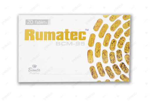 Rumatec Tablets 20's
