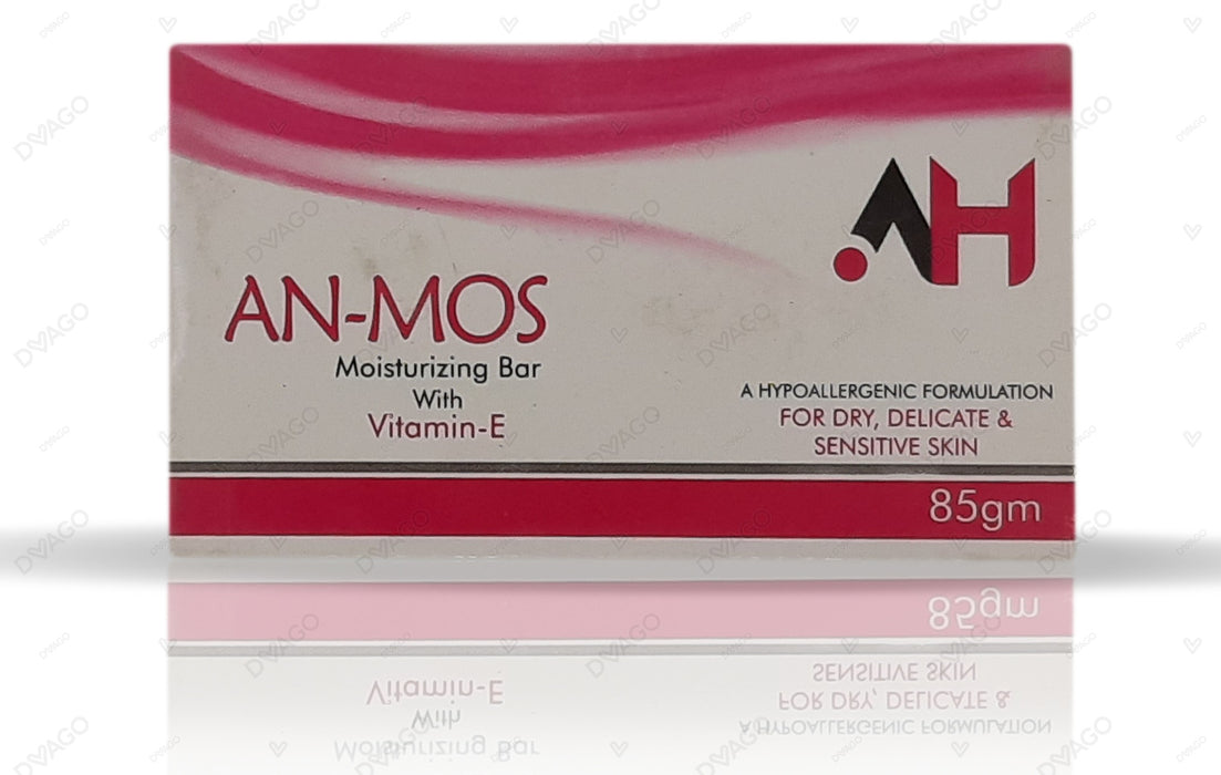 An-Mos Moisturizing Bar 85g