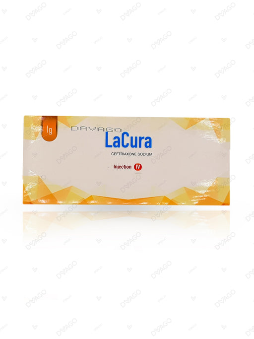 Lacura 1g Iv Injection