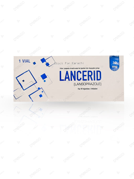 Lancerid 30mg Injection