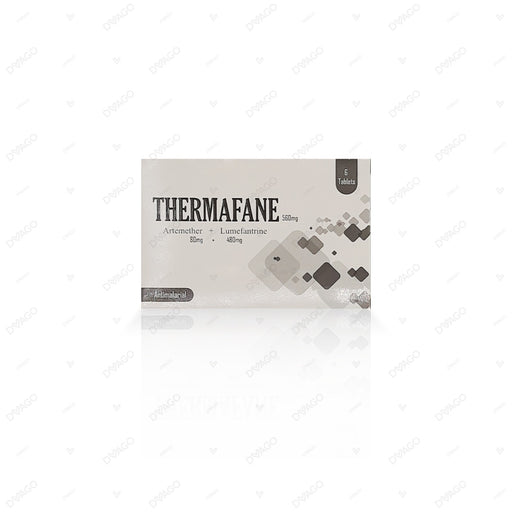 Thermafane 80mg/480mg Tablets 6's