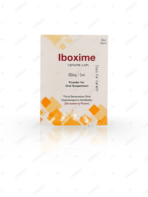 Iboxime 100mg/5ml Susp