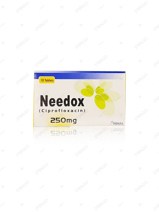 Needox 250mg Tablets 10's