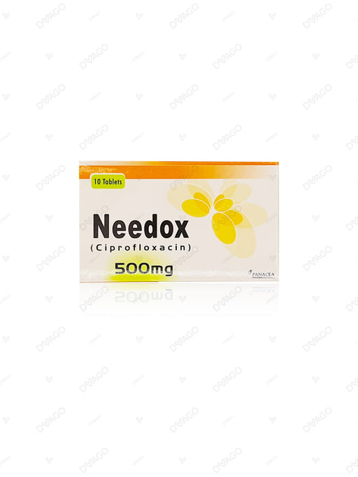 Needox 500mg Tablets 10's