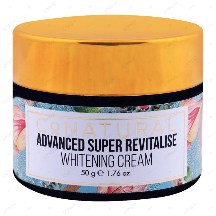 Co Natural Advanced Super Revitalise Whitening Cream 50g