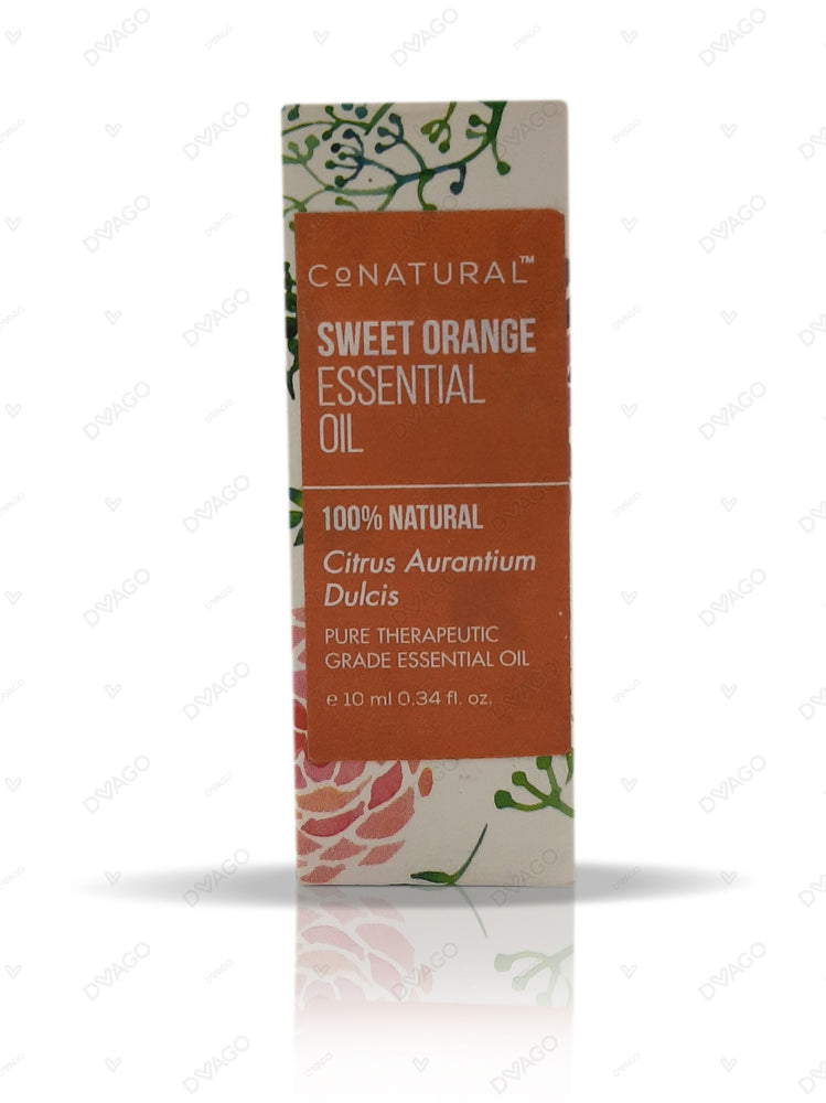 Co Natural Sweet Orange Essential Oil 10ml