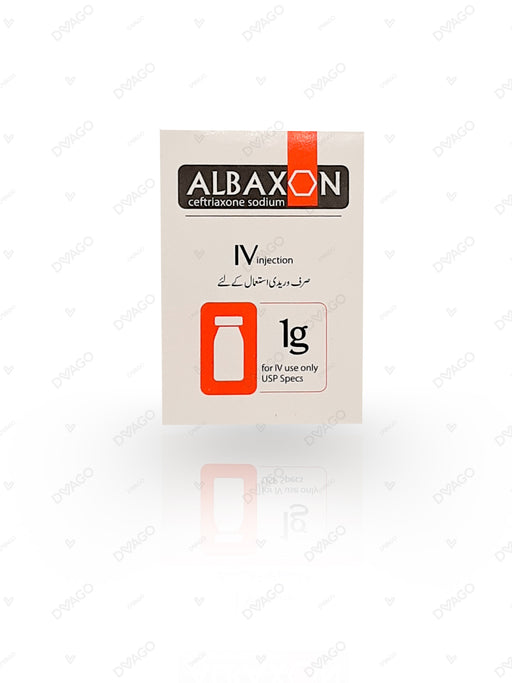 Albaxon 1G Injection