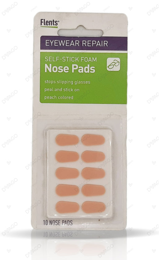 Flents Nose Pads Self-Stick Foam Pads