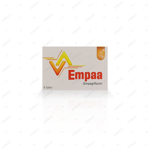Empaa 10mg Tablets 14's