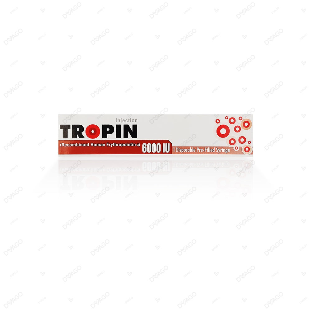 Tropin 6000 1Pre Filled Syr 1S