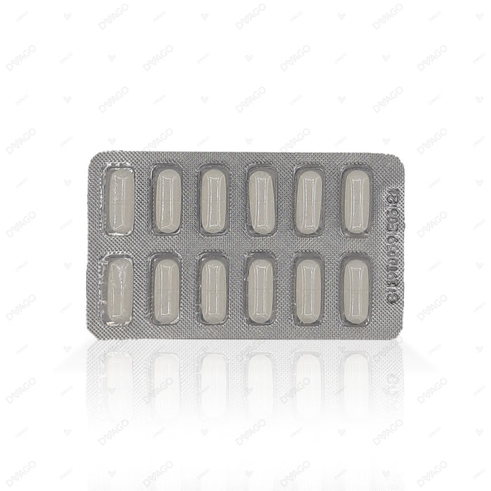 Ospamox 500mg Tablets 12's