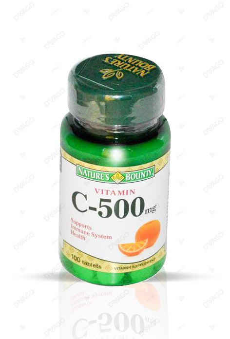 Nb C 500mg Tablets 250's