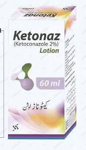 Ketonaz Lotion 60ml