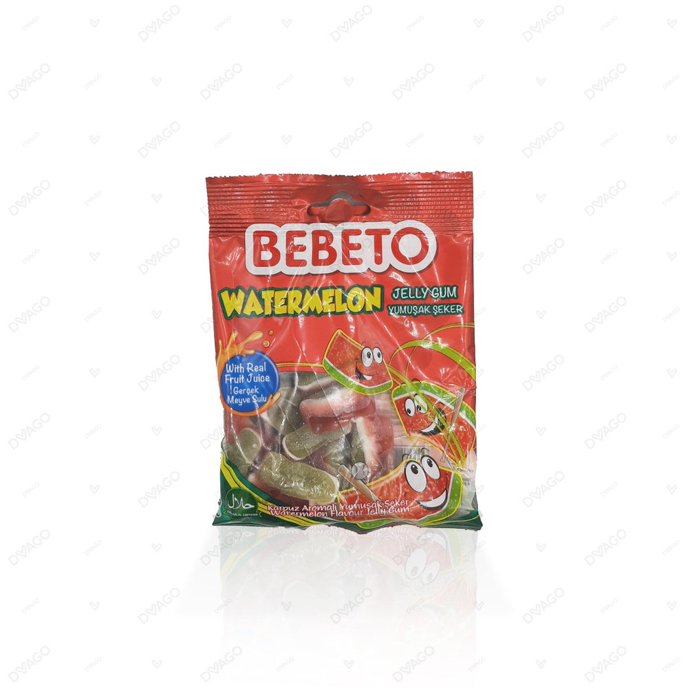 Bebeto Watermelon Jelly 35g