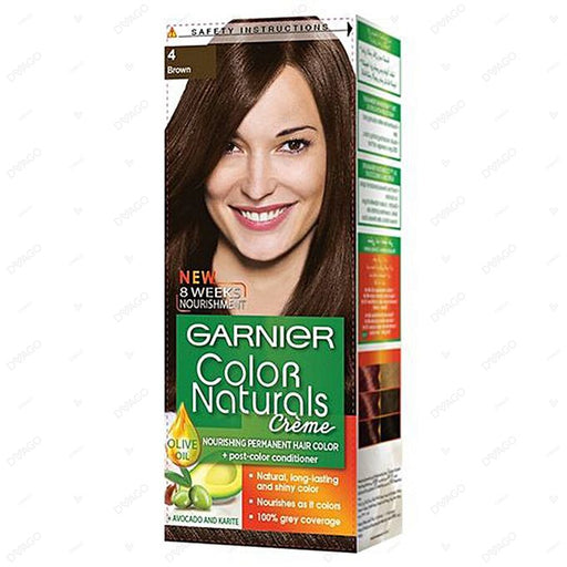 Garnier Color Naturals Creme 4 Brown
