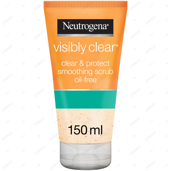 NEUTROGENA VERY CLEAR SPOT PROOF SCRUB