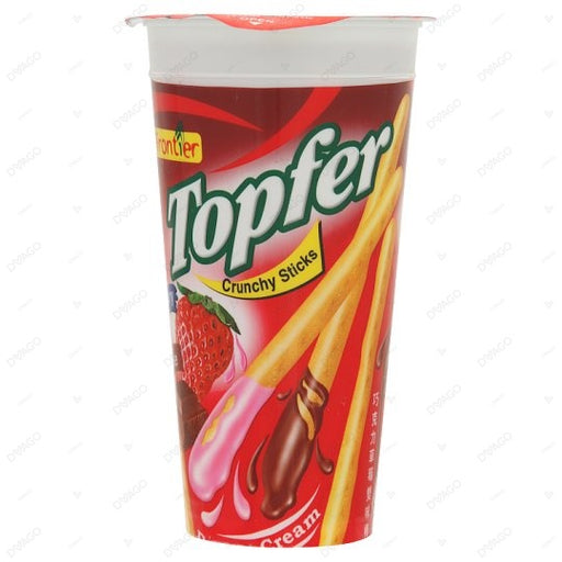 TOPFER STRAWBERRY 40GM