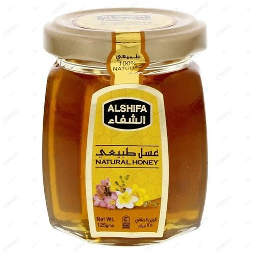ALSHIFA NATURAL HONEY 125GM