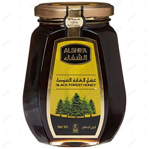ALSHIFA BLACK FOREST HONEY 250GM